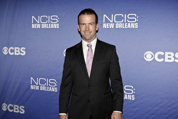 Lucas Black of CBS drama NCIS: NEW ORLEANS attended the premiere at The National WWII Museum in New Orleans, Louisiana on Sept 17, 2014  | Photo: Getty Images