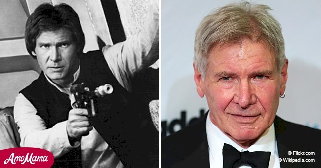 Harrison Ford's sexiest character revealed from a movie of 30 years ago