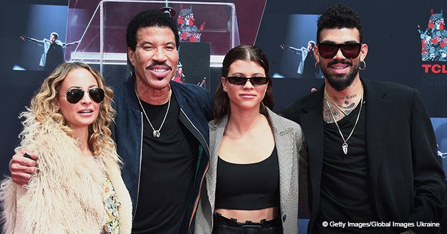 Difficult children: Lionel Richie's son Miles is not the only one who is quite a handful