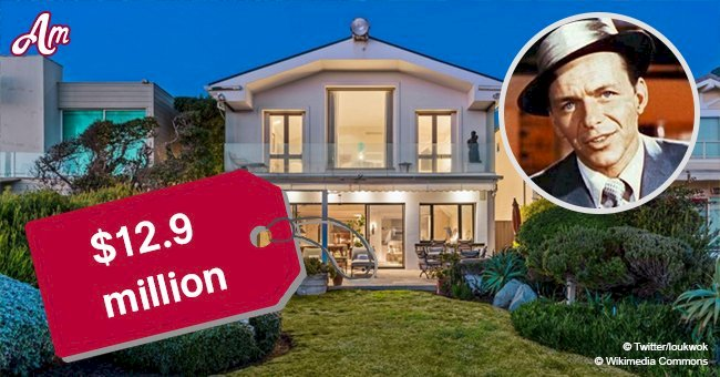 Frank Sinatra's house is for sale – awaiting a new host