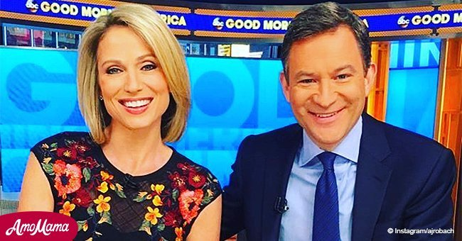 'Good Morning America' anchor stuns fans with the most adorable family photo