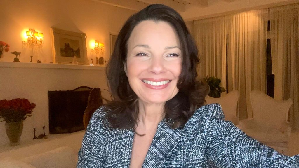 Fran Drescher at For Pete's Sake Cancer Respite Foundation First Ever Virtual Experience on March 25, 2021 | Photo: Gettty Images