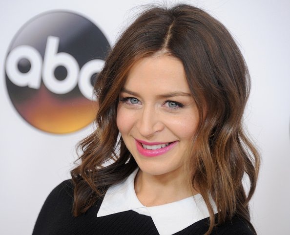 Caterina Scorsone at the Disney ABC Television Group in Beverly Hills, California. | Photo: Getty Images.