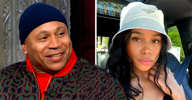 LL Cool J's Daughter Samaria Flashes Smile and Rocks a Bucket Hat in Stunning Selfie