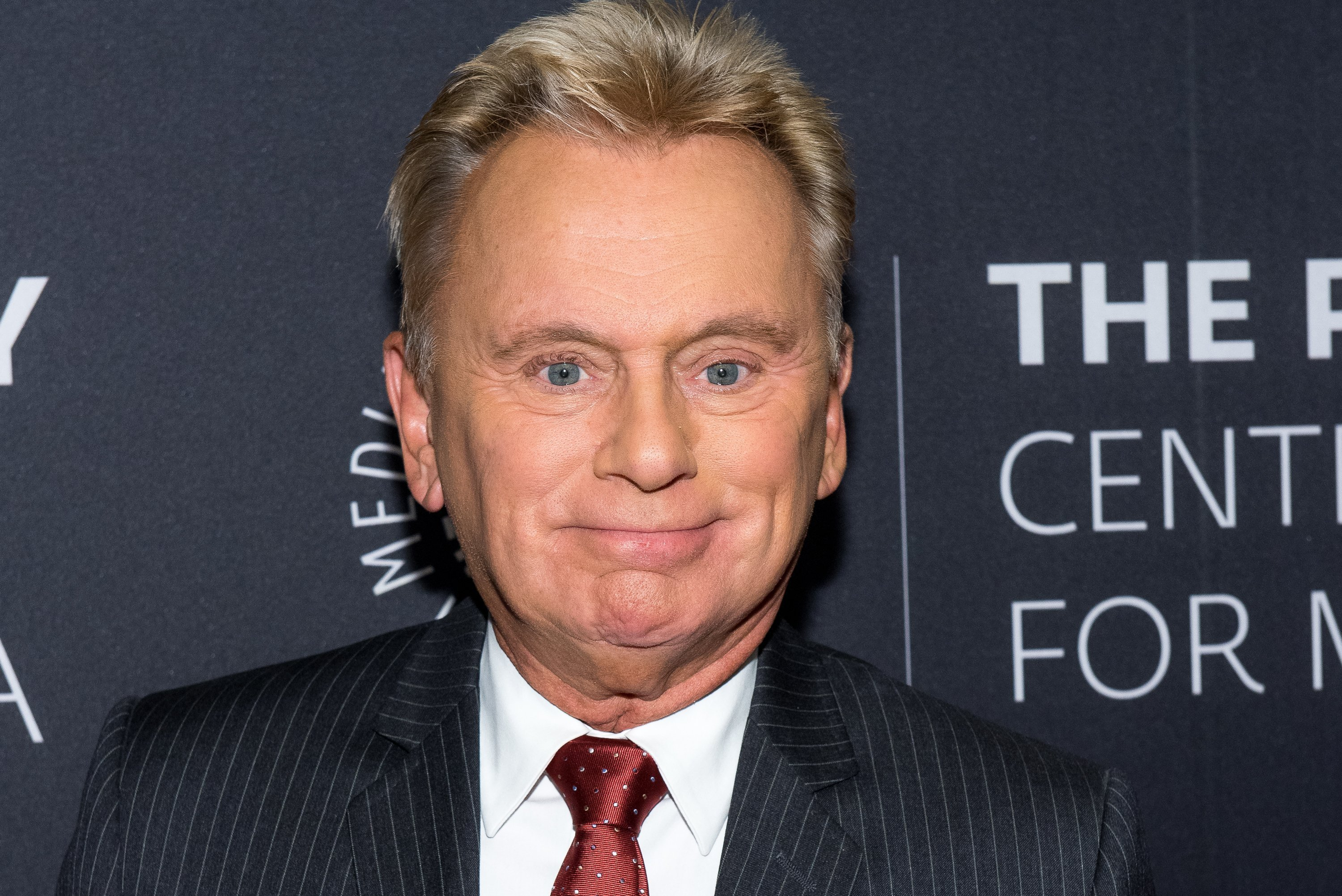 Pat Sajak at The Paley Center for Media on November 15, 2017 in New York City | Source: Getty Images