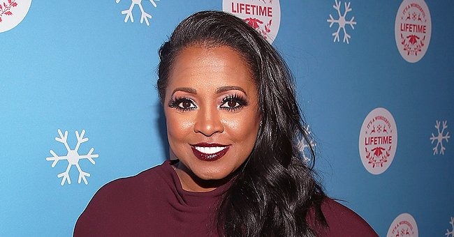 'House of Payne' Star Keshia K Pulliam Sticks Tongue Out at Fiancé Brad James in a Sweet Photo