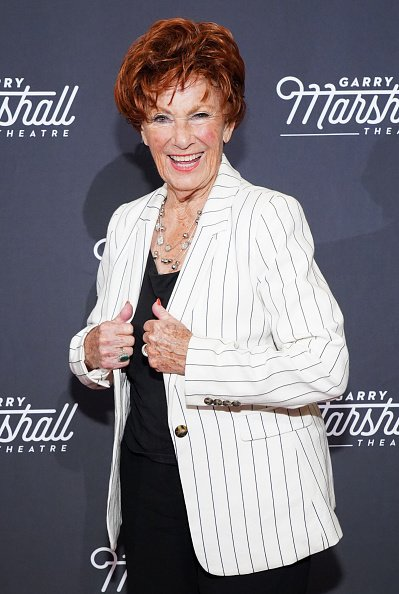 """Marion Ross attends Garry Marshall Theatre's 3rd Annual Founder's Gala Honoring Original """"Happy Days"""" Cast at The Jonathan Club in Los Angeles 