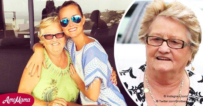 Mamie Rock n'est plus désirée du côté de Laeticia Hallyday - comment elle l'a compris