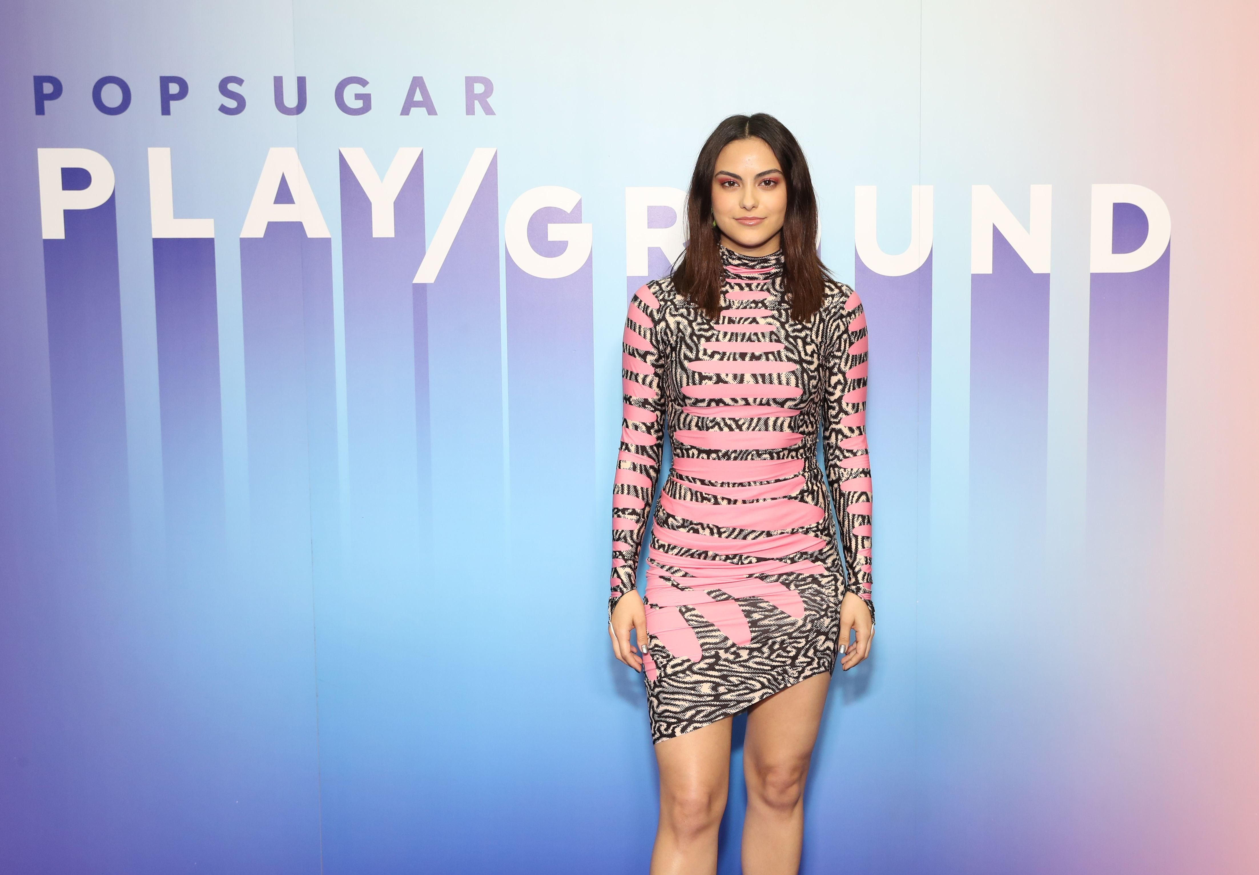 Camila Mendes at the POPSUGAR Play/ground at Pier 94 on June 22, 2019 in New York City. | Photo: Getty Images