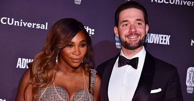 Serena Williams' Husband Alexis Ohanian Posts Pics from Sister's Wedding & Olympia Stuns in a Flower Girl Dress
