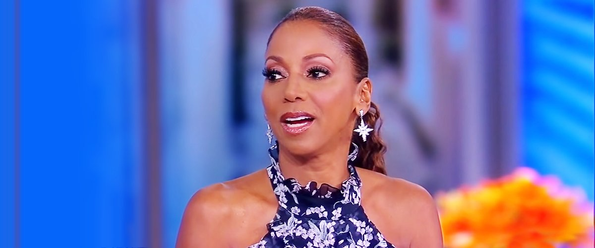 Holly Robinson Peete Said Her Husband Rodney Went into Denial upon Learning Their Son Had Autism