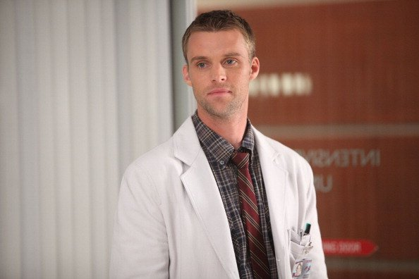 """Jesse Spencer as Dr. Robert Chase in the hit television series """"House."""" 