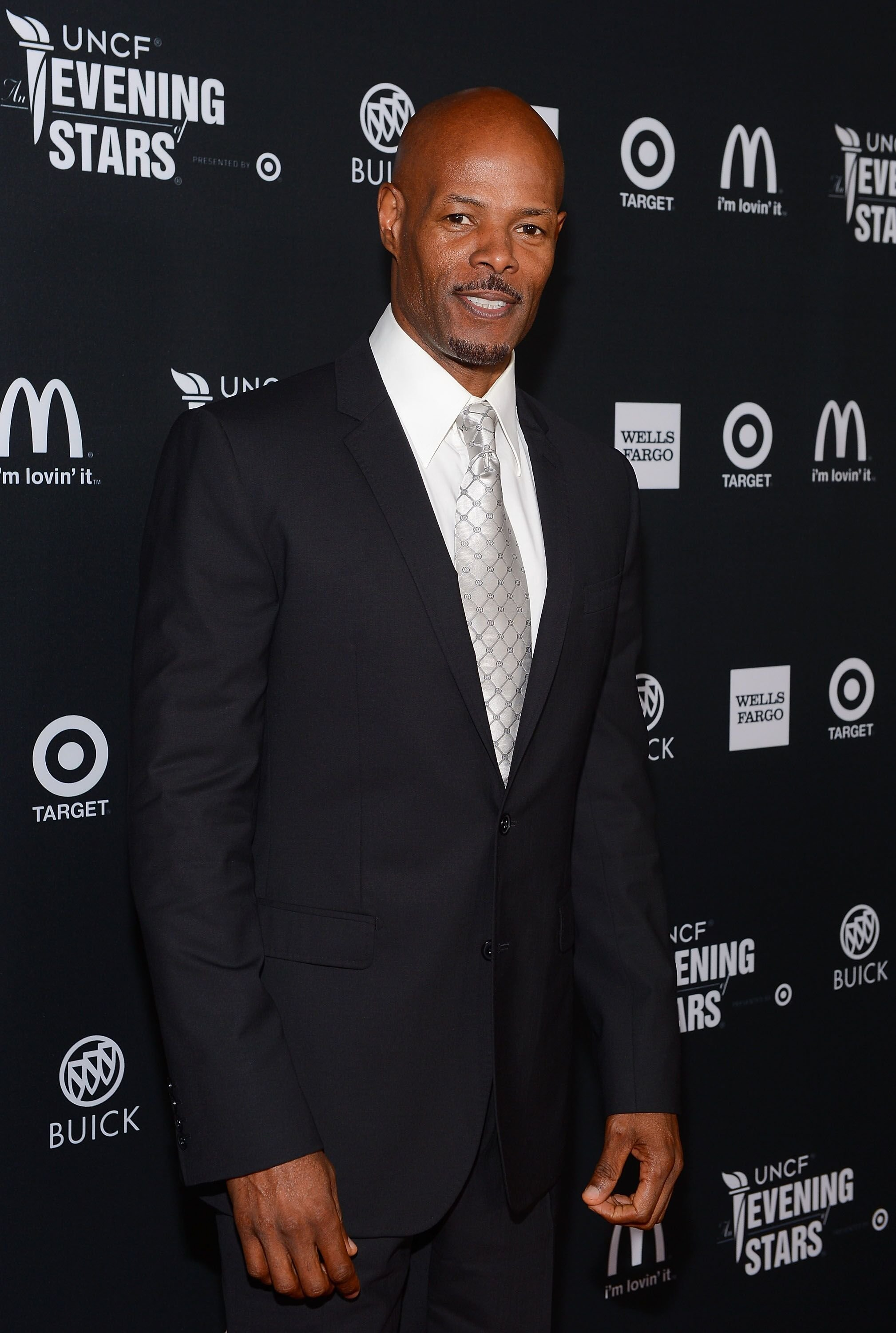 Keenen Ivory Wayans arrives at UNCF's 34th Annual An Evening Of Stars held at Pasadena Civic Auditorium | Getty Images