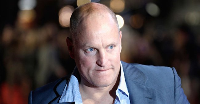 """Woody Harrelson at the UK premiere of """"Three Billboards Outside Ebbing, Missouri,"""" 2017, London, England.   Photo: Getty Images"""
