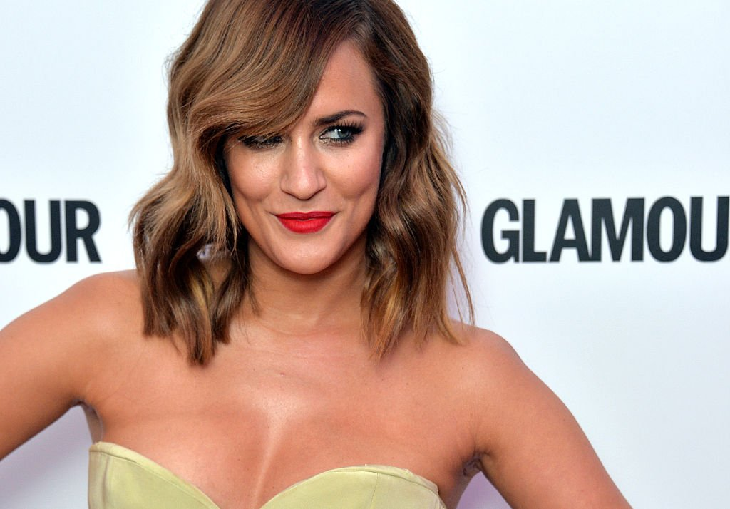 Caroline Flack attends the Glamour Women Of The Year Awards at Berkeley Square Gardens on June 7, 2016 in London, England. | Photo: Getty Images