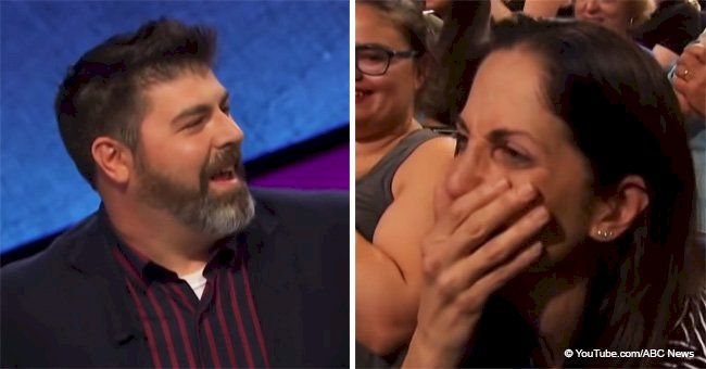 'Jeopardy' contender asks his girlfriend to marry him during the game show