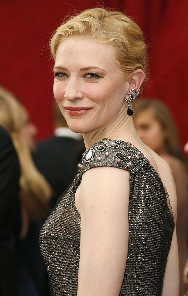 Cate Blanchett at the 79th Annual Academy Awards in Hollywood in 2007 | Source: Getty Images