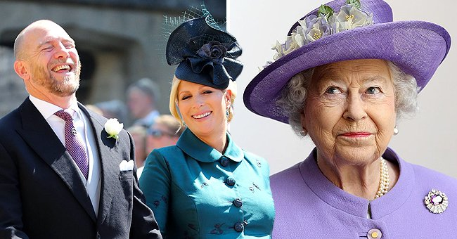 Queen Elizabeth's Granddaughter Zara Tindall Gives Birth — Baby's Gender and Name Revealed