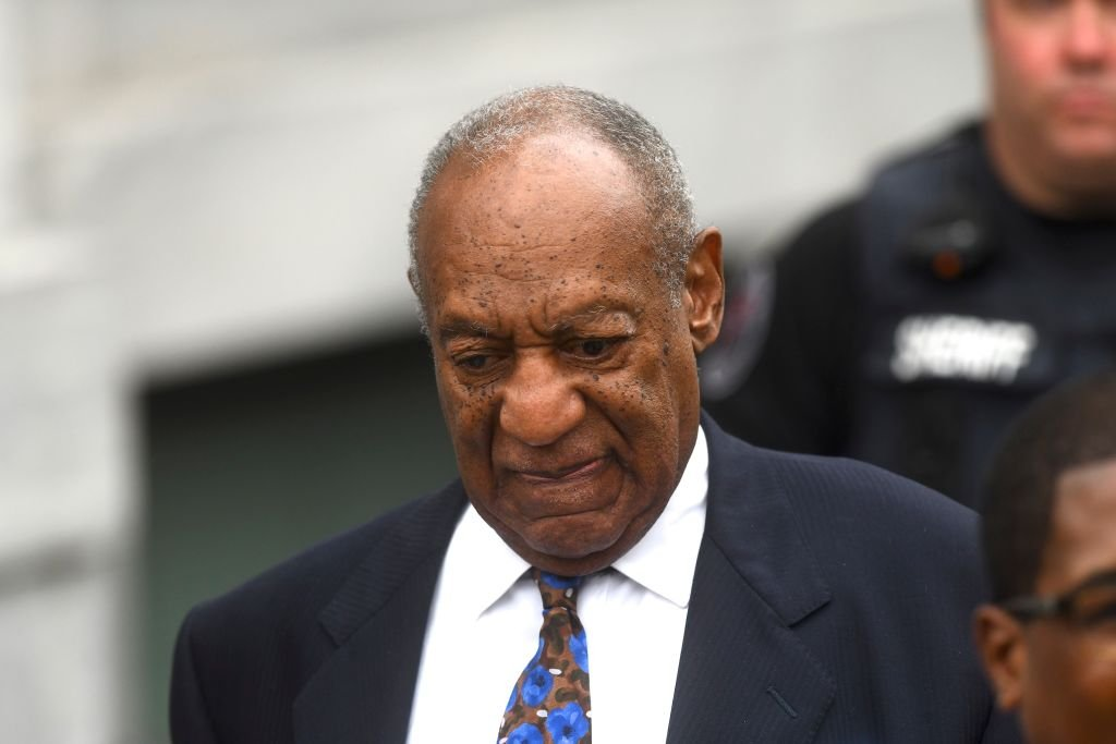 Bill Cosby arrives for sentencing for his sexual assault trial at the Montgomery County Courthouse on September 25, 2018 | Photo: Getty Images