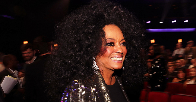 Diana Ross' Ex Robert Ellis Silberstein Hangs out with Their Grandkids in Recent Pics