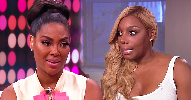 Kenya Moore Opens up about Her Strained Relationship with RHOA Co-Star NeNe Leakes