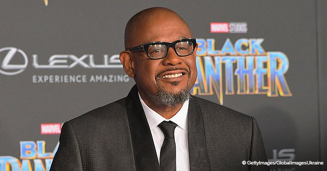 Forest Whitaker Reportedly Spotted with Mystery Woman after Split from Wife of 22 Years