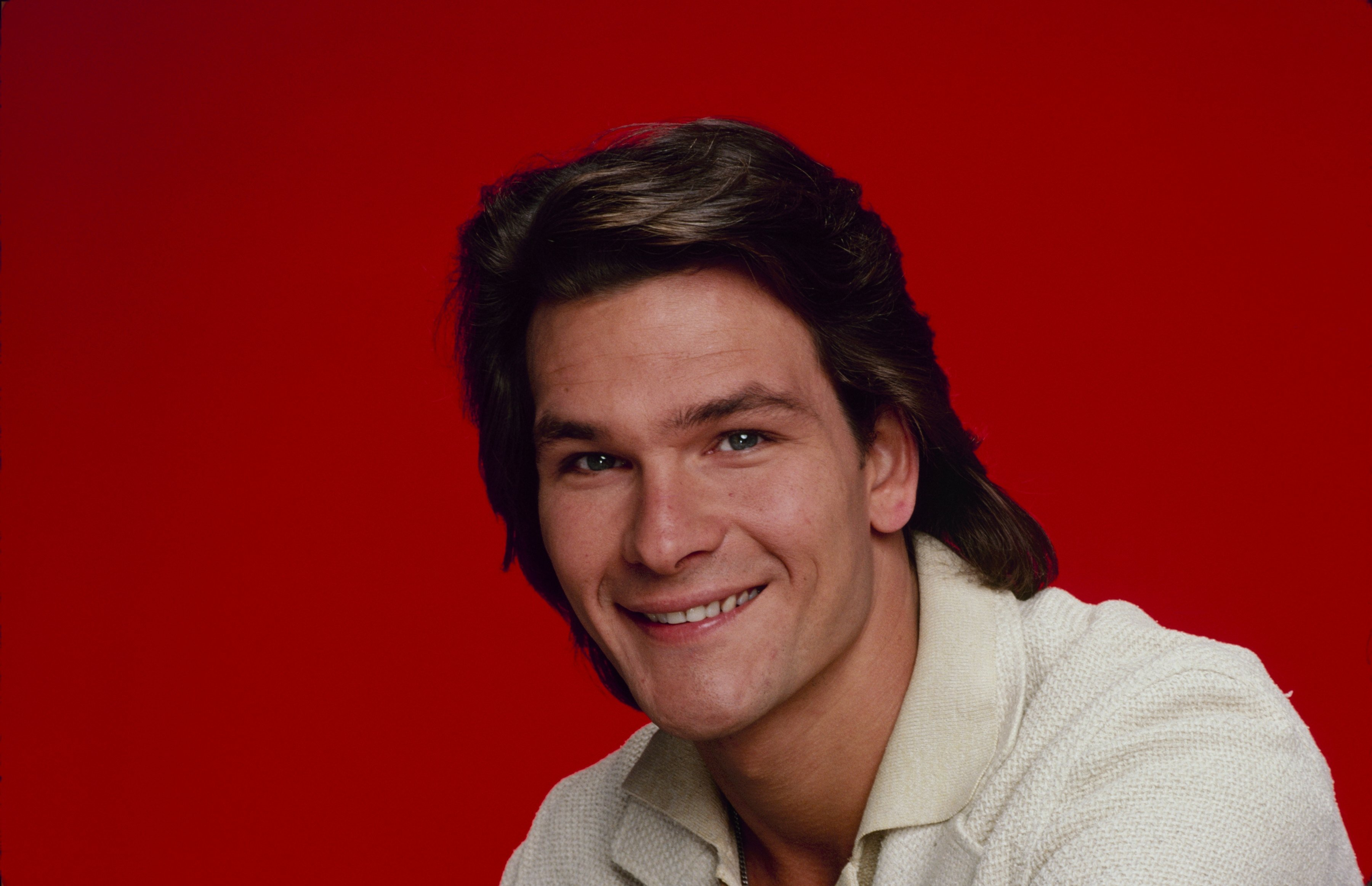 "Patrick Swayze for ""The Renegades"" - Cast gallery 1982 