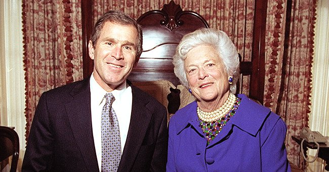 George W Bush Opens up about Wisdom of Late Mom Barbara Who Was a First Lady & Caring Parent