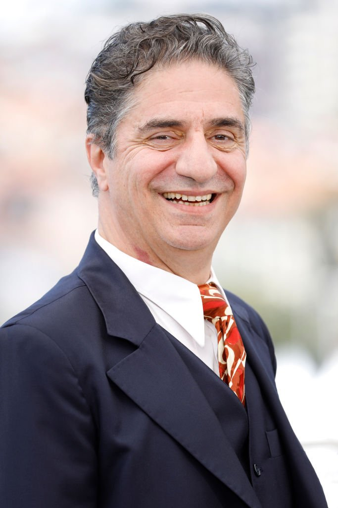 Simon Abkarian le 16 mai 2019 au Festival de Cannes. | Photo : Getty Images