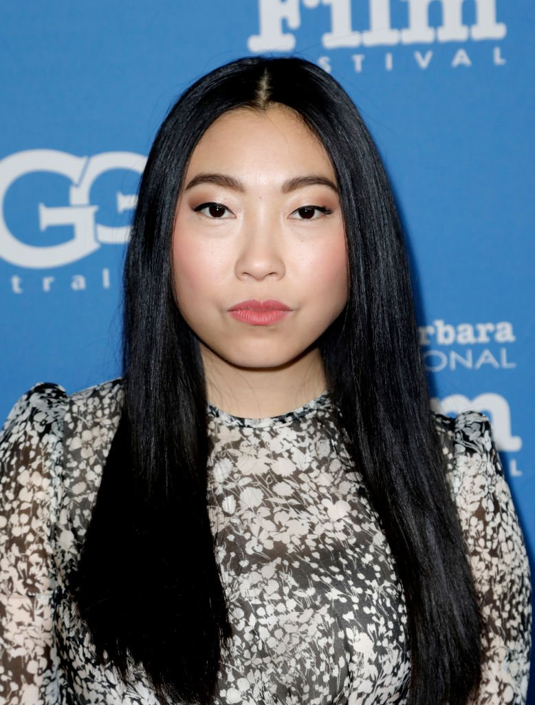 Awkwafina attends the Virtuosos Award presentation during the 35th Santa Barbara International Film Festival at Arlington Theatre on January 18, 2020.   Photo: Getty Images