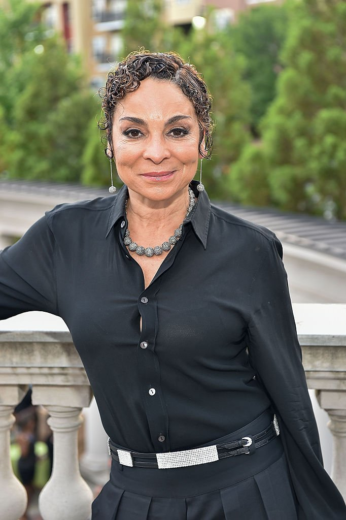 Actress Jasmine Guy attends 2015 Blues in the night on May 16, 2015 in Atlanta, Georgia   Getty Images