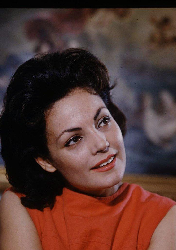 Carmen Sevilla es una de las actrices más queridas en España.| Fuente: Flickr