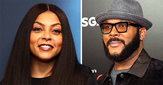 Taraji P. Henson Once Revealed Tyler Perry Was 1st Person to Cut Her $500K Check for a Role