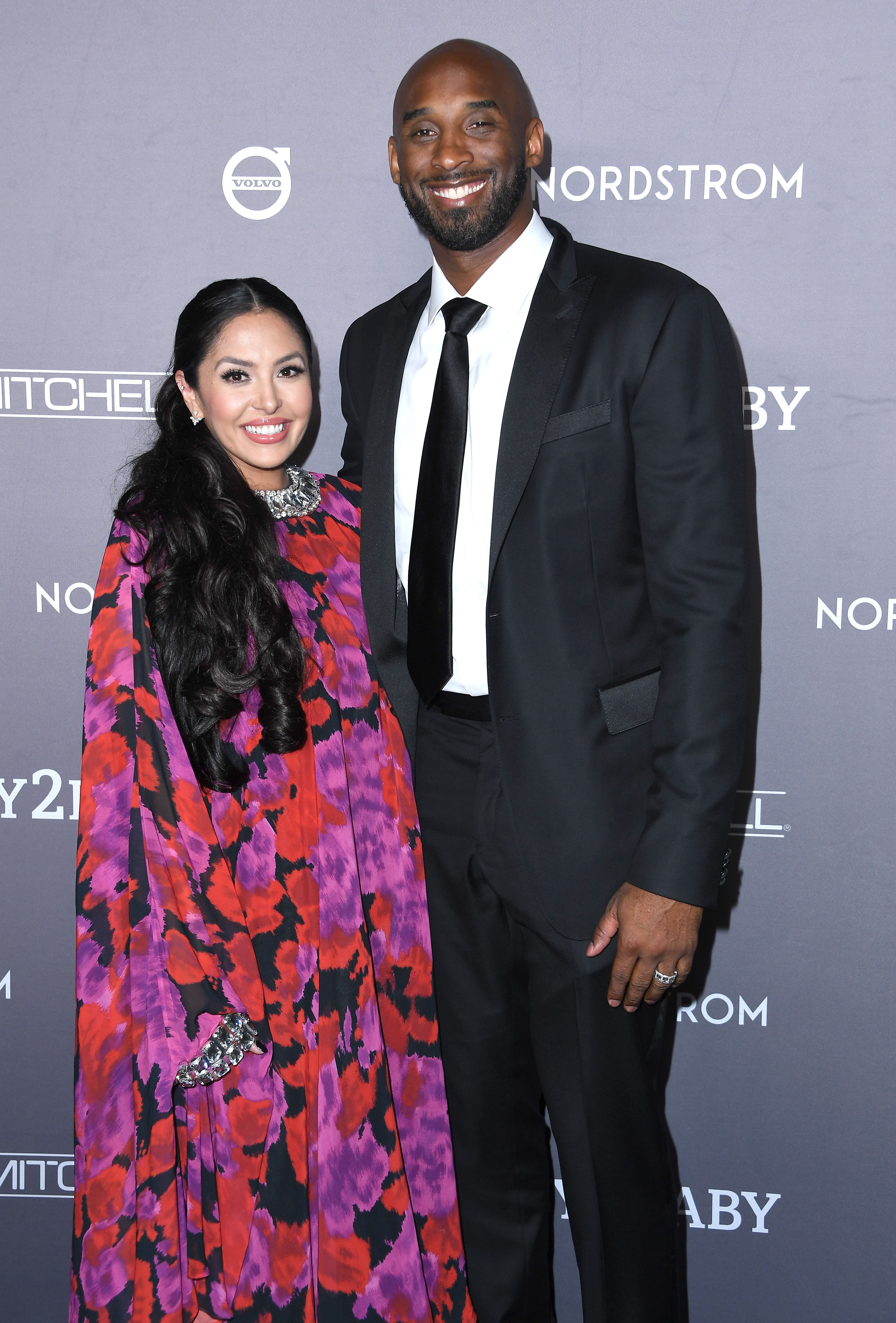 Vanessa Laine Bryant and Kobe Bryant arrives at the 2019 Baby2Baby Gala in November 2020 | Photo: Getty Images