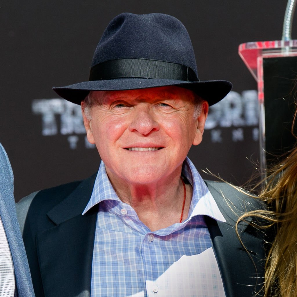Sir Anthony Hopkins attends the Michael Bay Hand and Footprint Ceremony at TCL Chinese Theatre IMAX | Getty Images