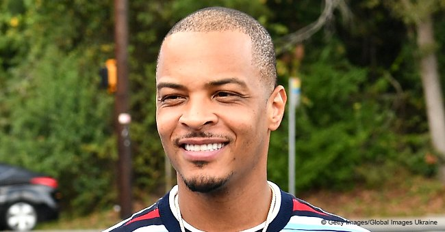 T.I. Is 'Happy' That Another Kid Is off Child Support as He Celebrates Son Domani's 18th Birthday