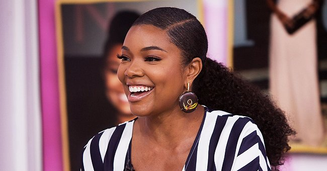 See Gabrielle Union's Daughter Kaavia's Angry Expressions as Mom Does Her Hair in a Funny Post