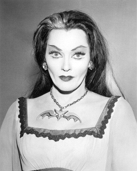 Yvonne De Carlo (1922 - 2007) as Lily Munster in 'The Munsters', | Photo: Getty Images