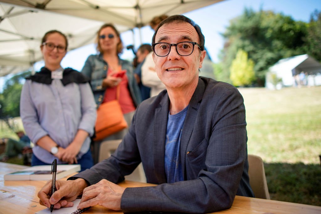 Thierry Beccaro le 26 août 2018. | Photo : Getty Images
