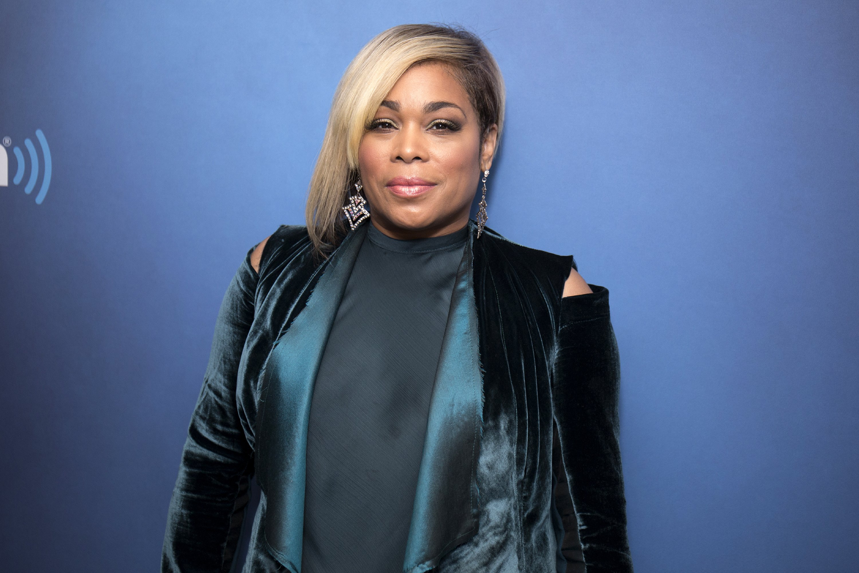 Tionne 'T-Boz' Watkins visits SiriusXM Studios on September 12, 2017, in New York City | Photo: Santiago Felipe/Getty Images