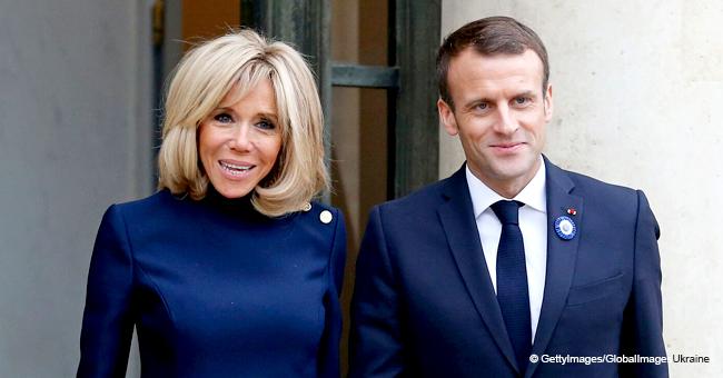 """Bernard Montiel raconte la coutume des Macron : """"Ils payent sur leurs propres deniers pour le dîner"""""""
