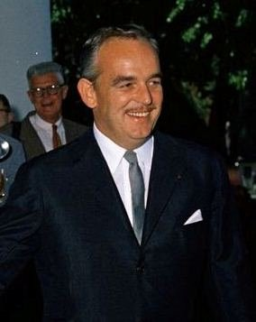 Prince Rainier III of Monaco at the White House in 1961 | Source: Getty Images