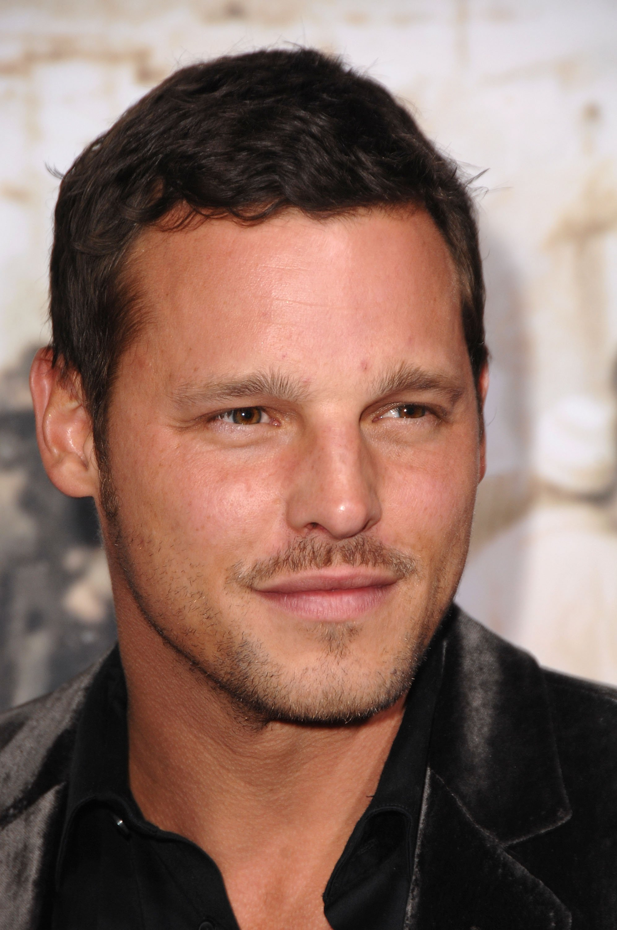 "Actor Justin Chambers arrives to the premiere of ""Rendition"" at the Academy of Motion Pictures Arts and Sciences on October 10, 2007 