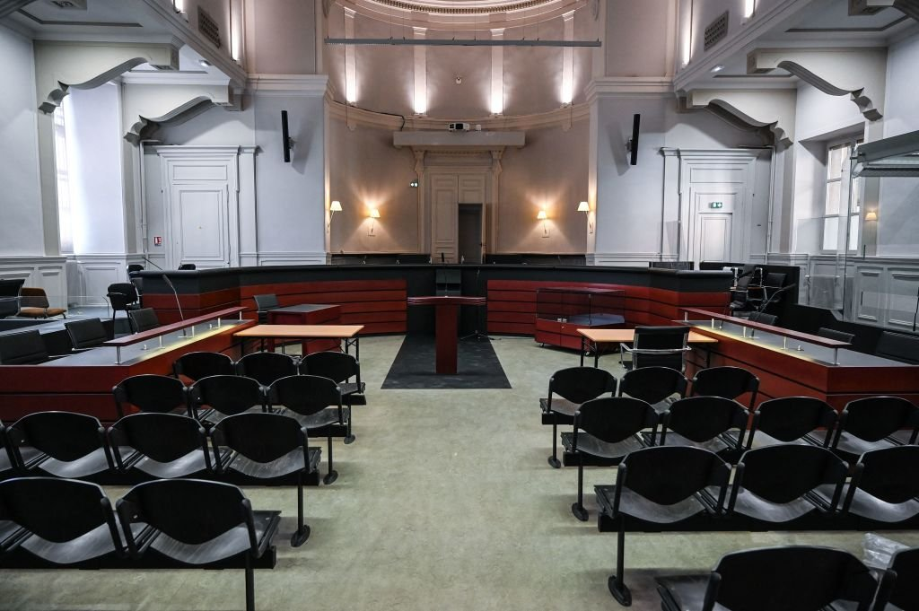 Une salle d'audience. ӏ Source : Getty Images