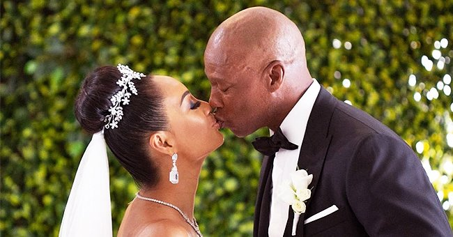 'Basketball Wives' Star CeCe Gutierrez Marries Byron Scott in a Live Streamed Ceremony
