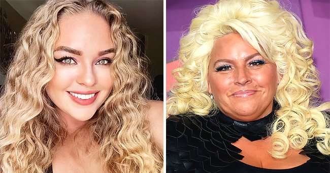 Dog the Bounty Hunter's Daughter Cecily Chapman Is Unrecognizable with Brand New Curly Hairstyle in Gorgeous Selfie