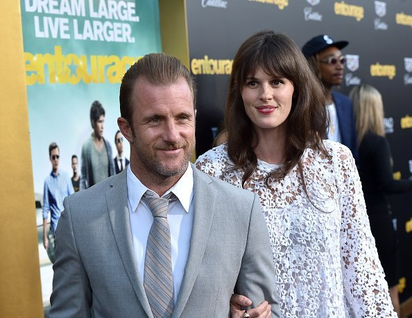 Scott Caan and Kacy Byxbee at Regency Village Theatre on June 1, 2015 in Westwood, California | Photo: Getty Images