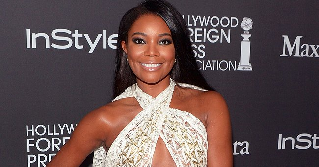 Check Out Gabrielle Union's Daughter Kaavia and Her Adorable Ponytail Hairstyle