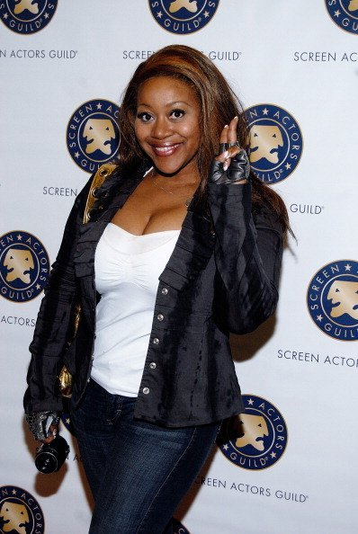 "Actress Schatar ""Hottie"" Sapphira at Screen Actors Guild Actor Center in Los Angeles.
