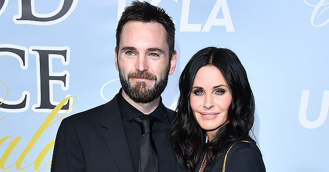 Courteney Cox & Johnny McDaid Celebrate 7 Year Anniversary with a Heartwarming Video Tribute